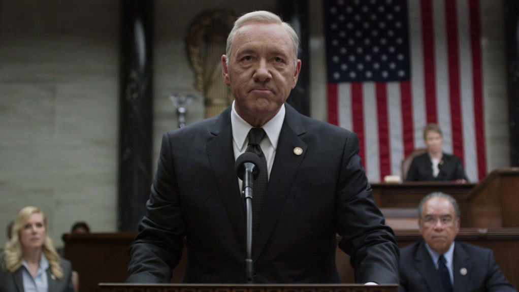 Netflix Announces 'House Of Cards' Will Return For Shorter Final Series – Without Kevin Spacey
