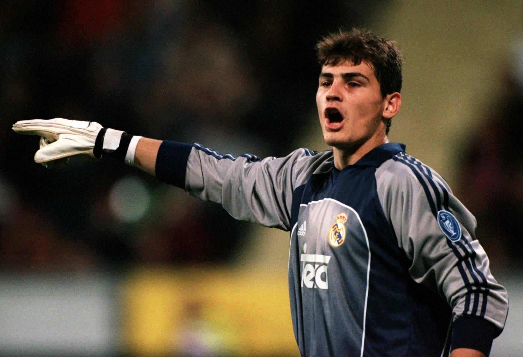 Spanish legend Casillas passes 1000 game mark