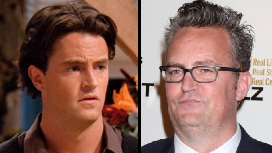 Despite Fame And Fortune, 'Friends' Star Matthew Perry Has Had A Tough Life