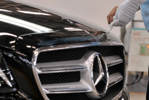 Thousands of these German branded cars have been recalled