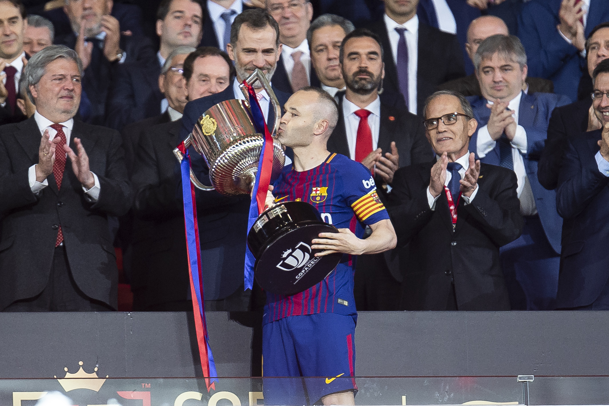 Andrés Iniesta to leave Barcelona after 22 years