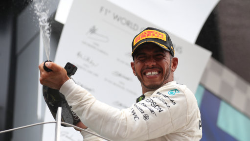 Lewis Hamilton Catches Flak For 'Gender-Shaming' His Kid Nephew
