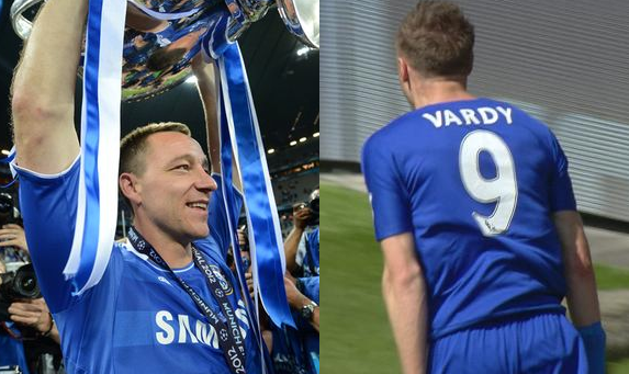 Jamie Vardy Given Permission To 'Do A John Terry' - SPORTbible