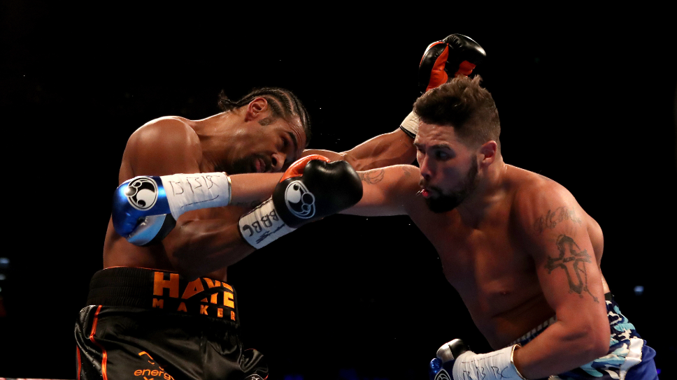 Watch Our Interview With Liverpudlian Fighting Machine Tony Bellew