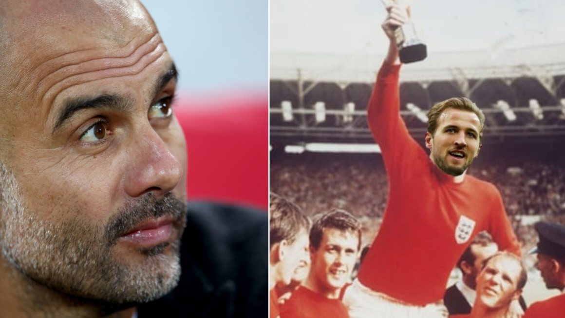 There's A Theory That England Will Win The 2018 World Cup Because Of Pep Guardiola