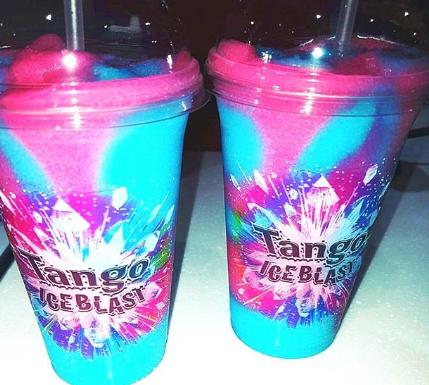 Credit: Instagram/Tango Ice Blast