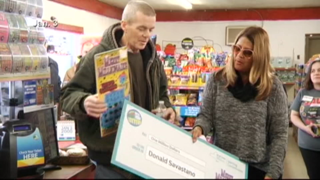 Man dies from cancer weeks after winning $1M lottery jackpot