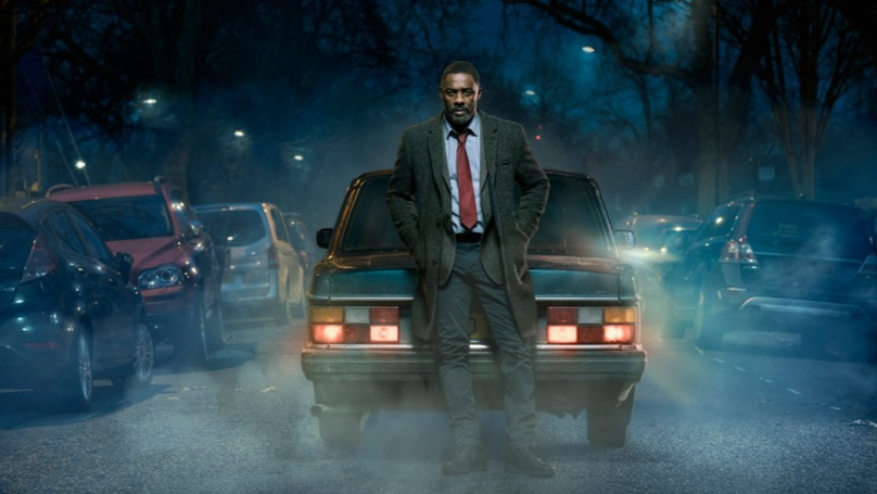 Series five of Luther will be made up of four episodes. (Credit: BBC)