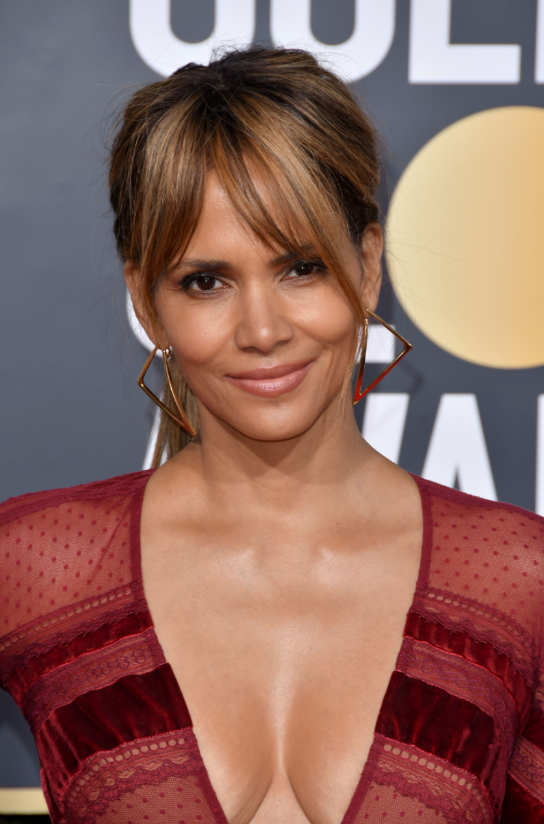 Halle Berry. Credit: PA