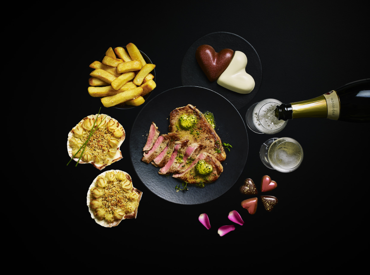 A selection of delicious offerings from M&S. Credit: M&S