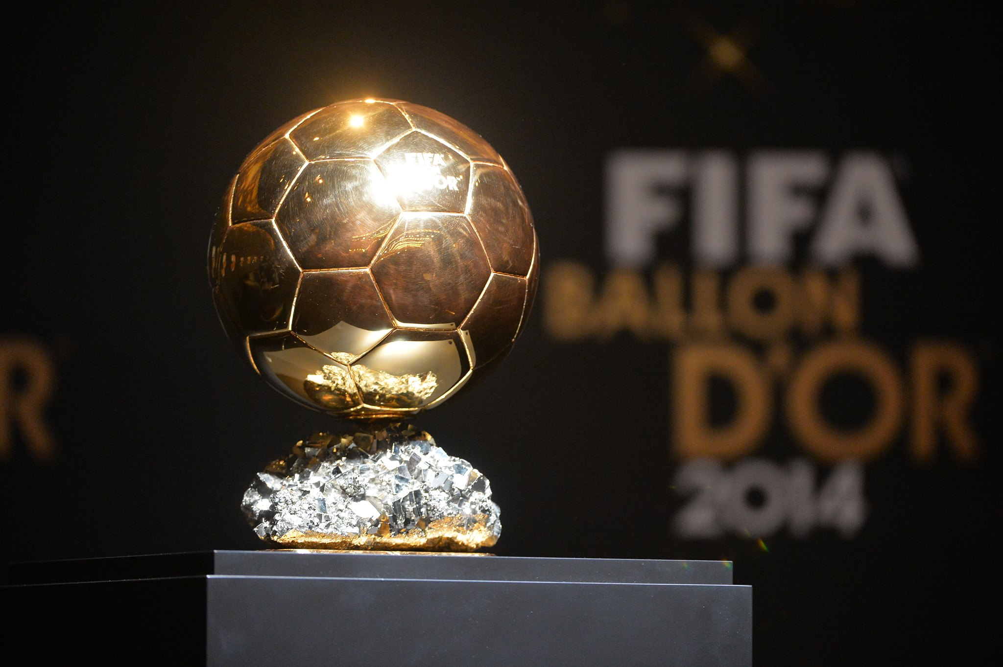 The Ballon du0027Or in all itu0027s majesty. Seriously whatu0027s the point in it. Image PA & Sergio Ramos Picks His Top Five For The Ballon du0027Or - SPORTbible