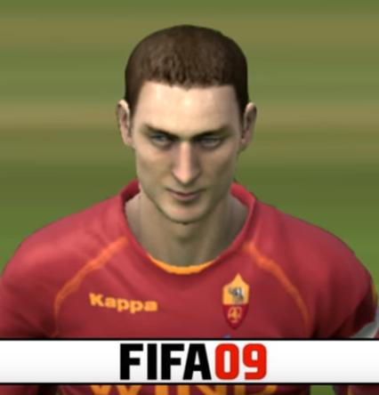 Totti Fifa 09
