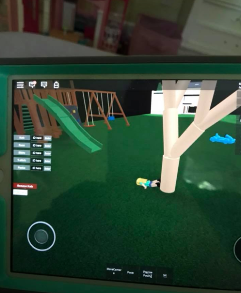 ' Roblox' Player Permanently Banned After Young Girl's ...