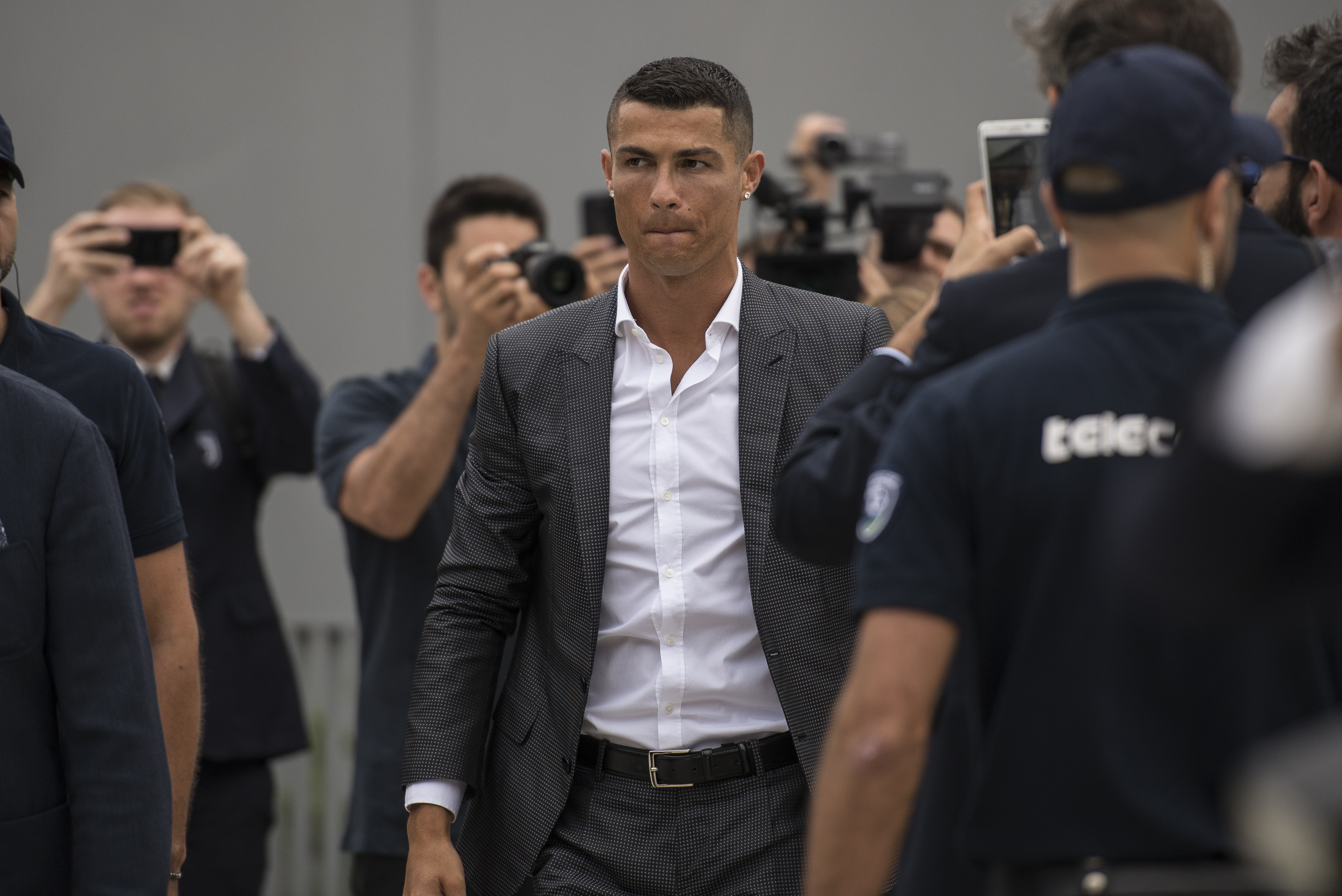Ronaldo targets Champions League glory at Juventus