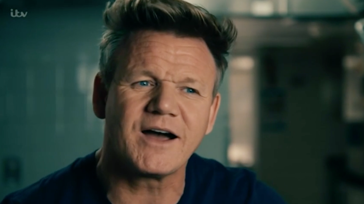 Gordon Ramsay Opens Up About Brother's Battle With Addiction