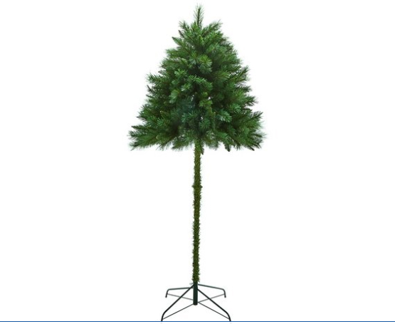 argos is selling half christmas trees for cat owners. Black Bedroom Furniture Sets. Home Design Ideas