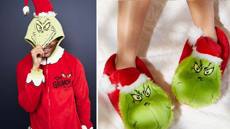 Primark Has Launched The Grinch-Themed Christmas Nightwear