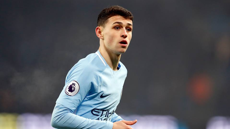 Phil Foden Becomes The Youngest Player To Win The Premier League