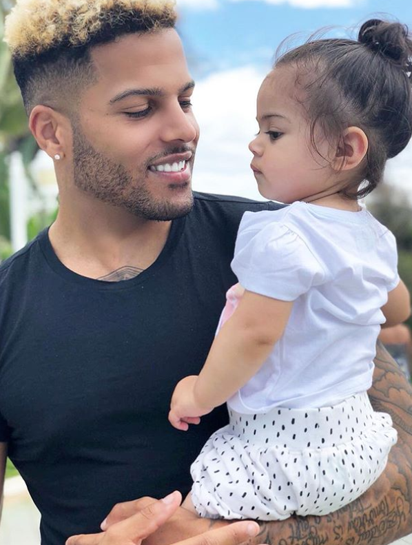 Luis and cally love island instagram
