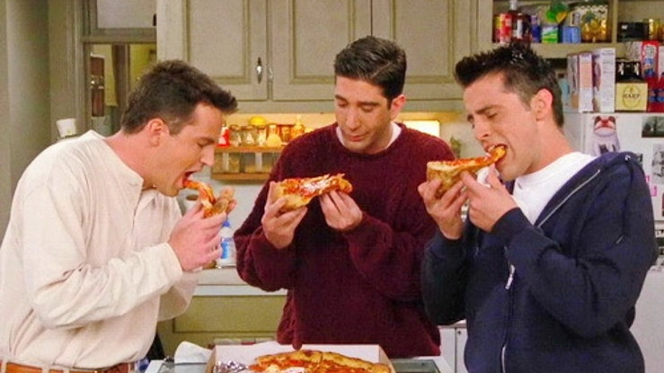 Pizza Can Make You More Productive At Work, According To Science