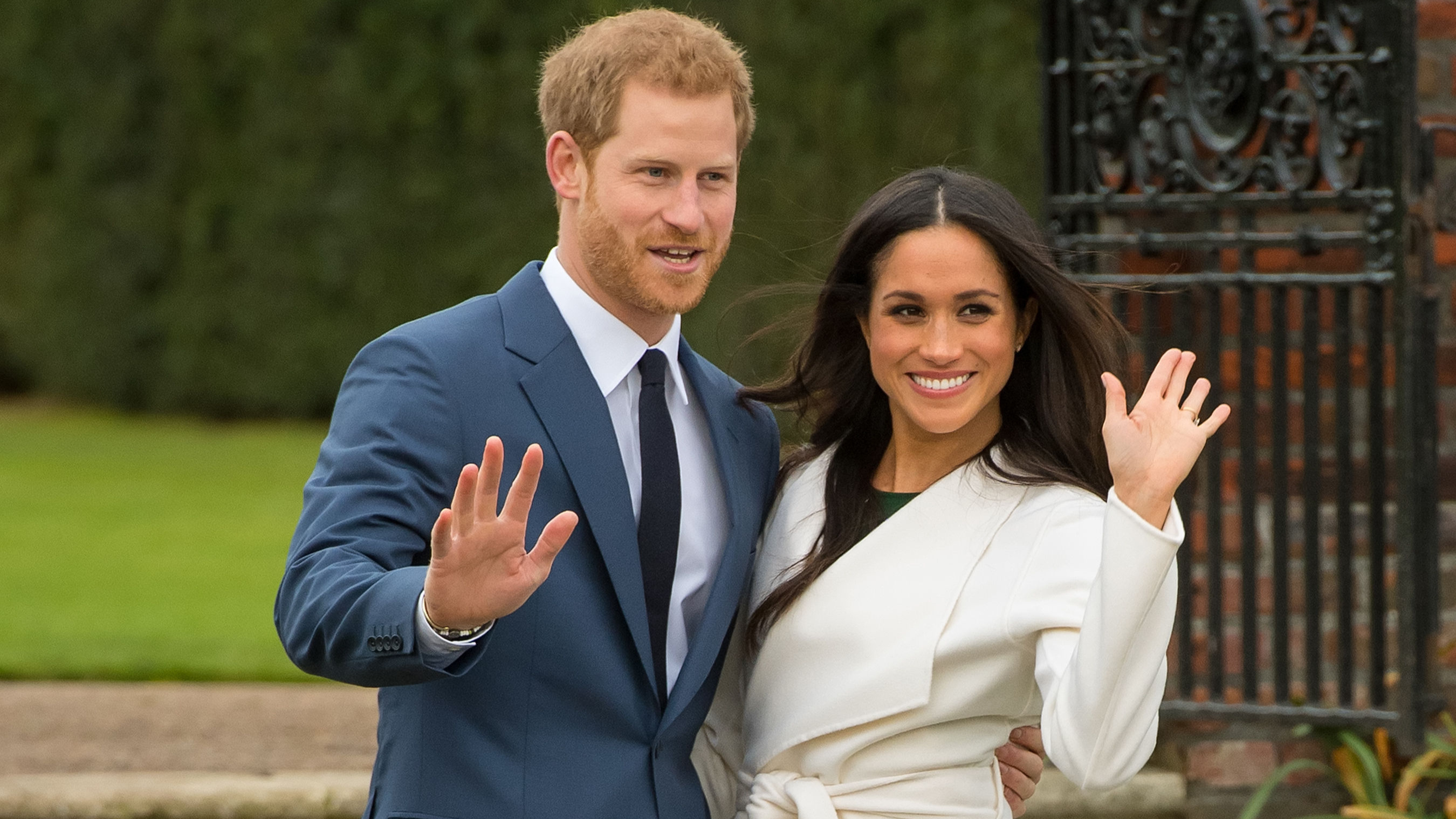 Meghan Markle's Brother Asks Prince Harry To Call The Wedding Off