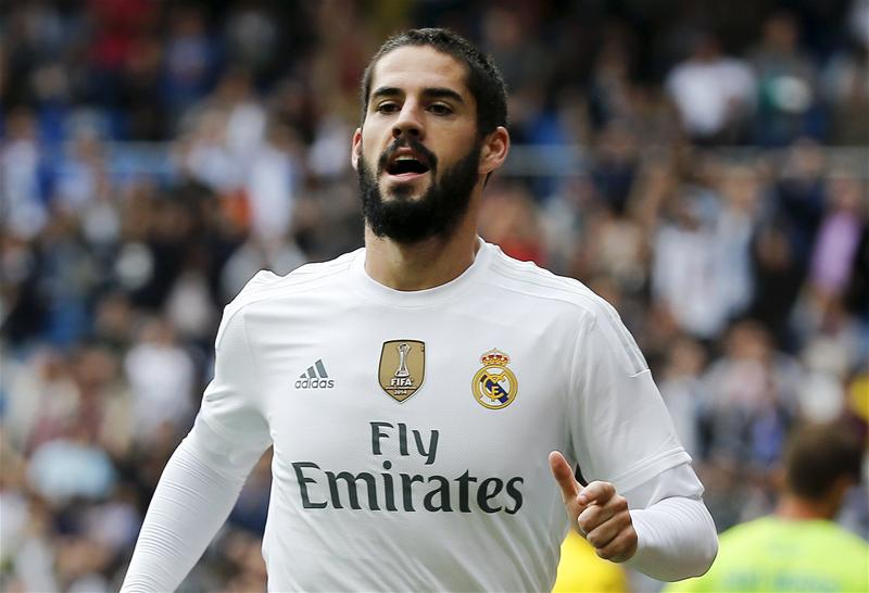 Chelsea eye Real Madrid stars Isco and Asensio