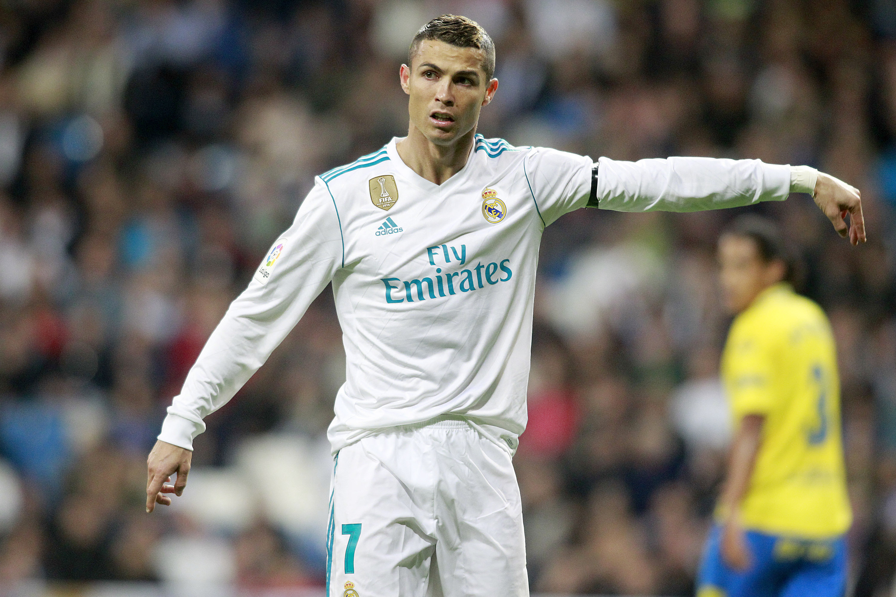Is Cristiano Ronaldo leaving Real Madrid next year?