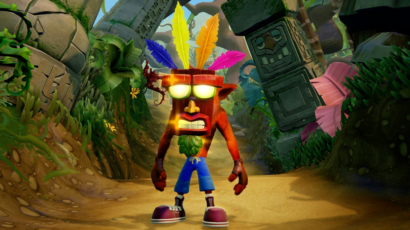 Crash Bandicoot N. Sane Trilogy Released On Xbox, Switch And PC Today