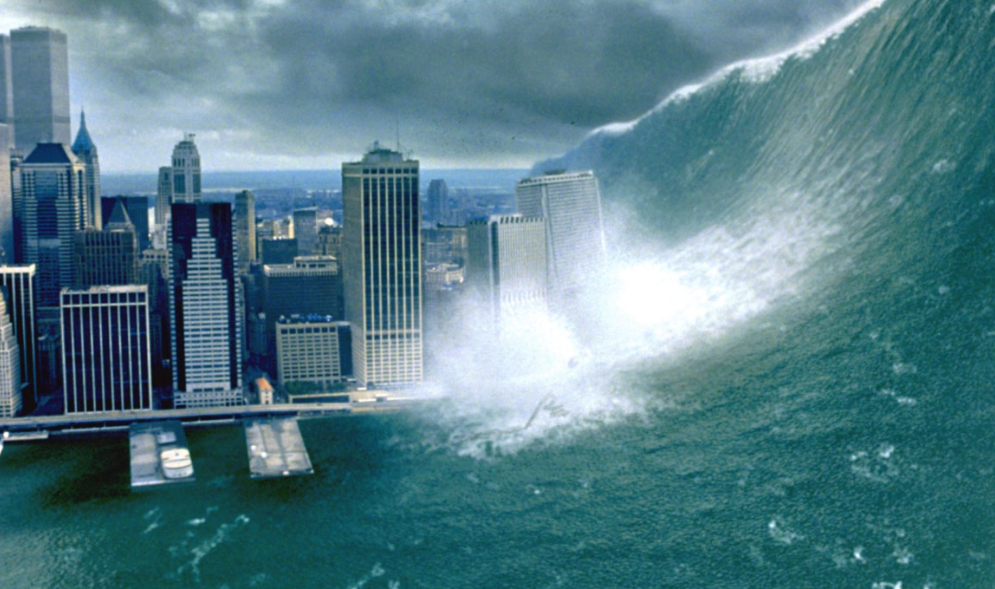 megatsunami could be heading our way and that�s not