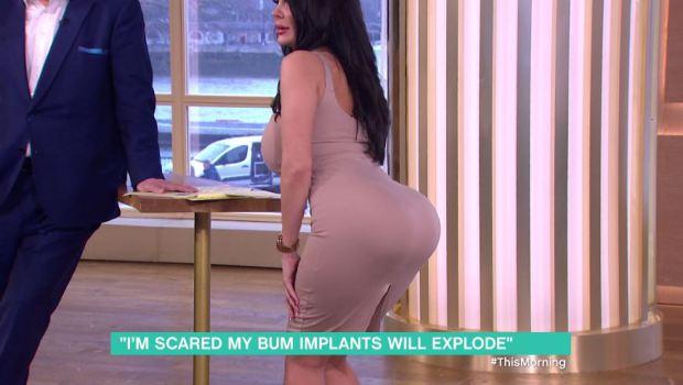 Credit: ITV/This Morning