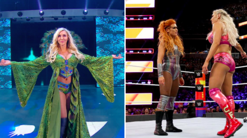 Charlotte Flair: Last Woman Standing Match With Becky Lynch Was My Best Performance Yet