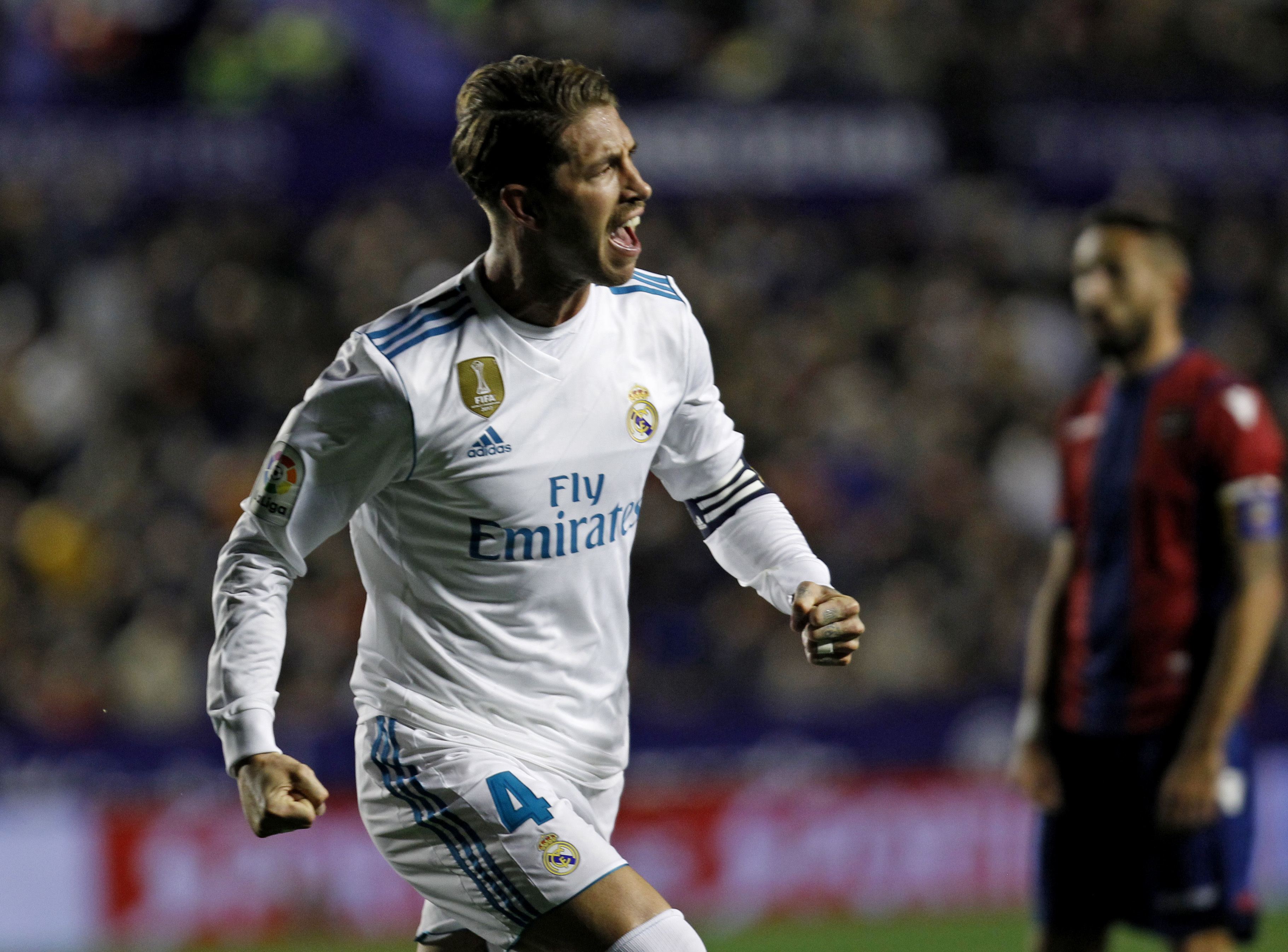 Zidane on the Brink after Real slip-up at Levante