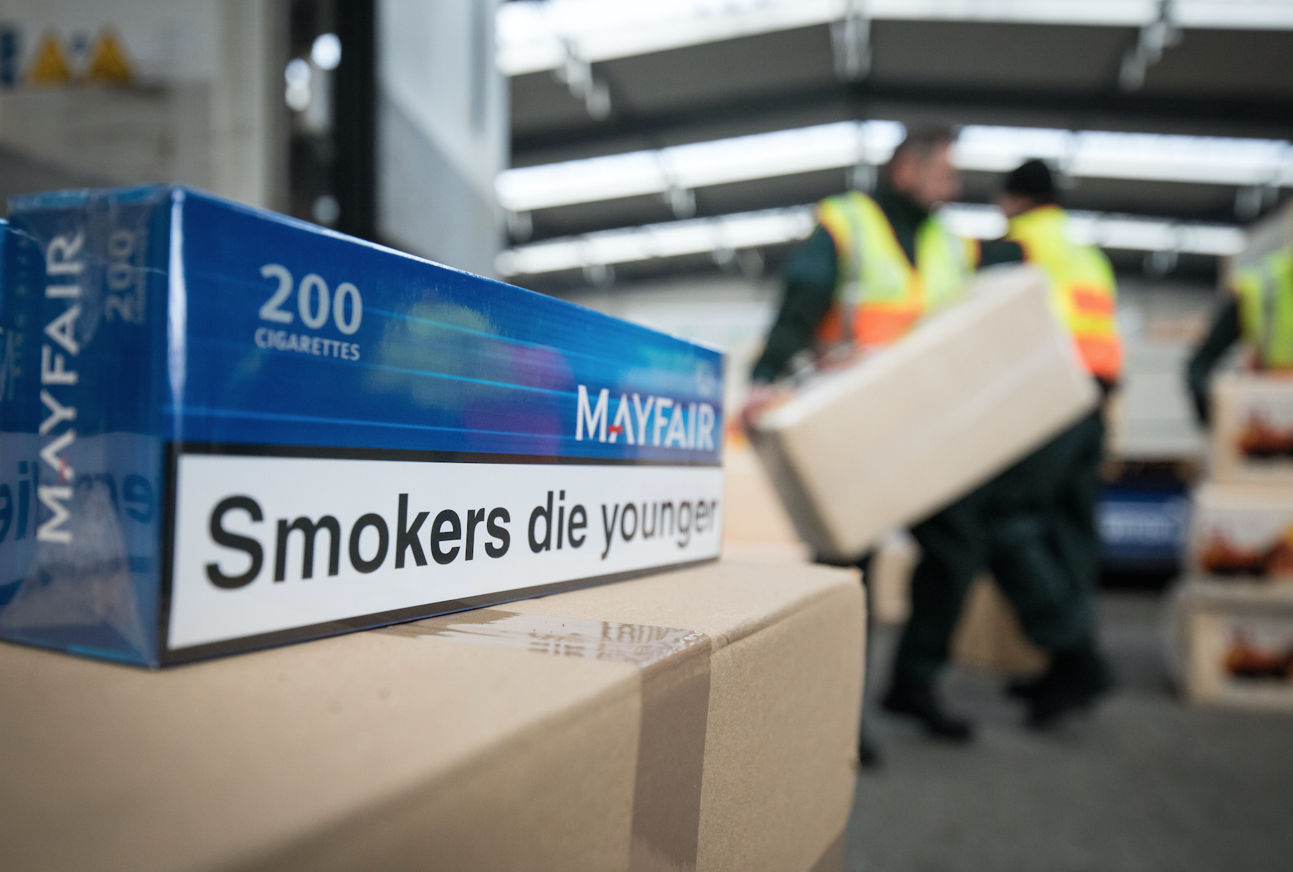 FDA takes pivotal public health step to dramatically reduce smoking rates