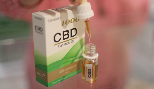CBD oil is a substance extracted from the cannabis plant by steam distillation. (Credit: PA)
