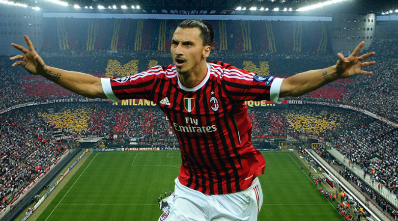 AC Milan Make A Firm Contract Offer To Zlatan Ibrahimović