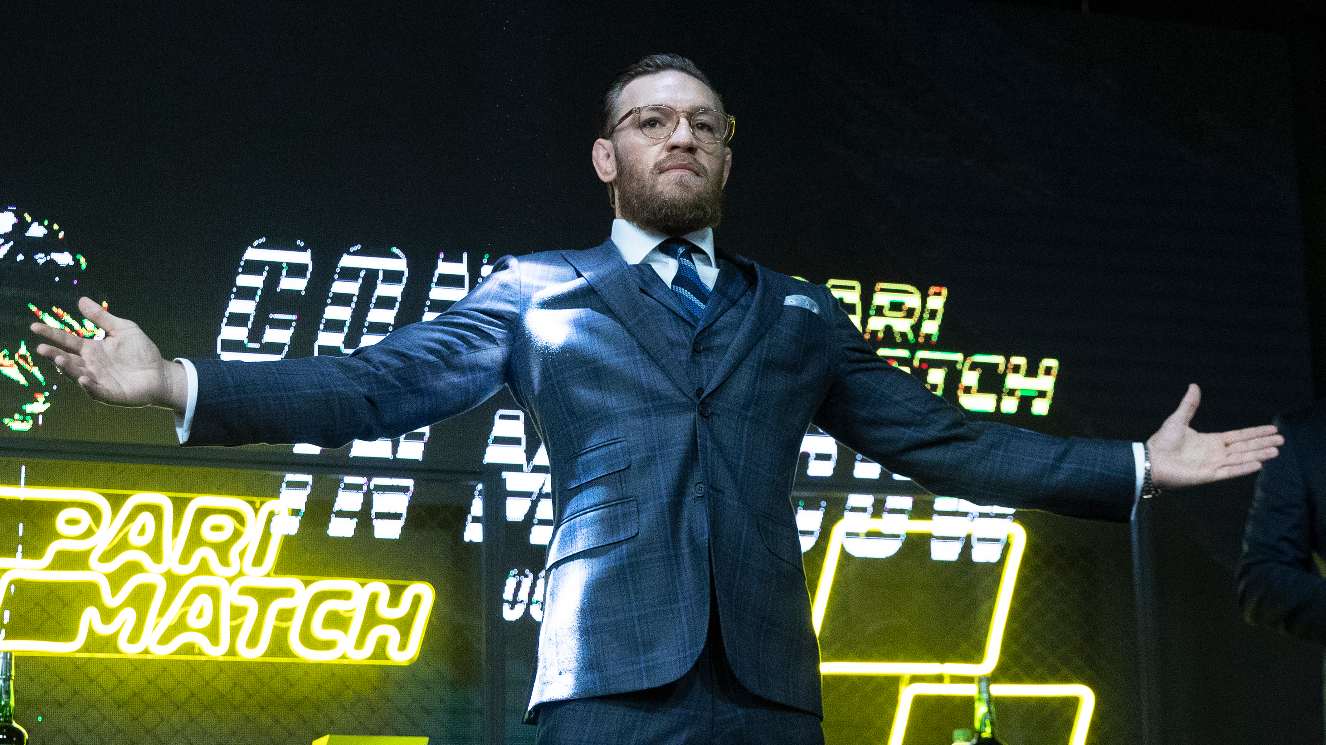 Conor Mcgregor Has Said He Wants To