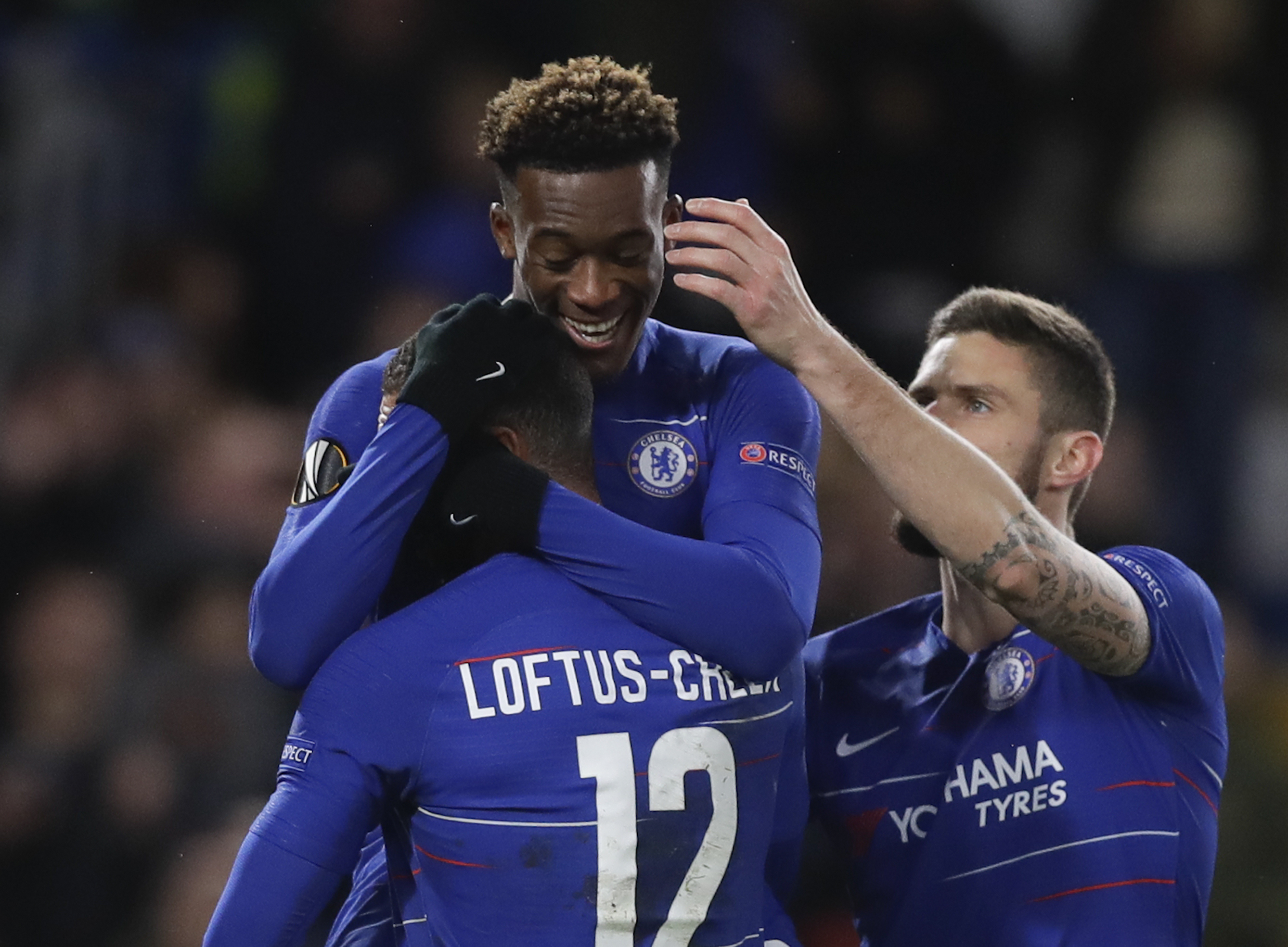 Maurizio Sarri explains Ruben Loftus-Cheek absence from Chelsea line-up