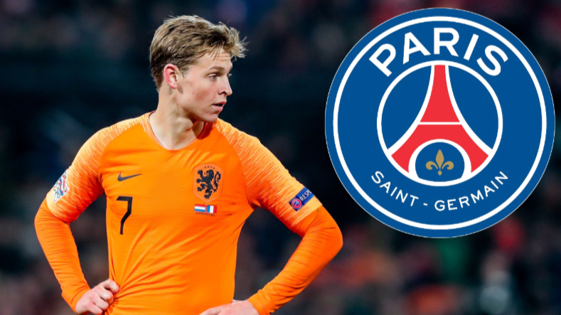 Ajax Sensation Frenkie De Jong Reportedly Chooses PSG, Set For €75 Million Summer Move