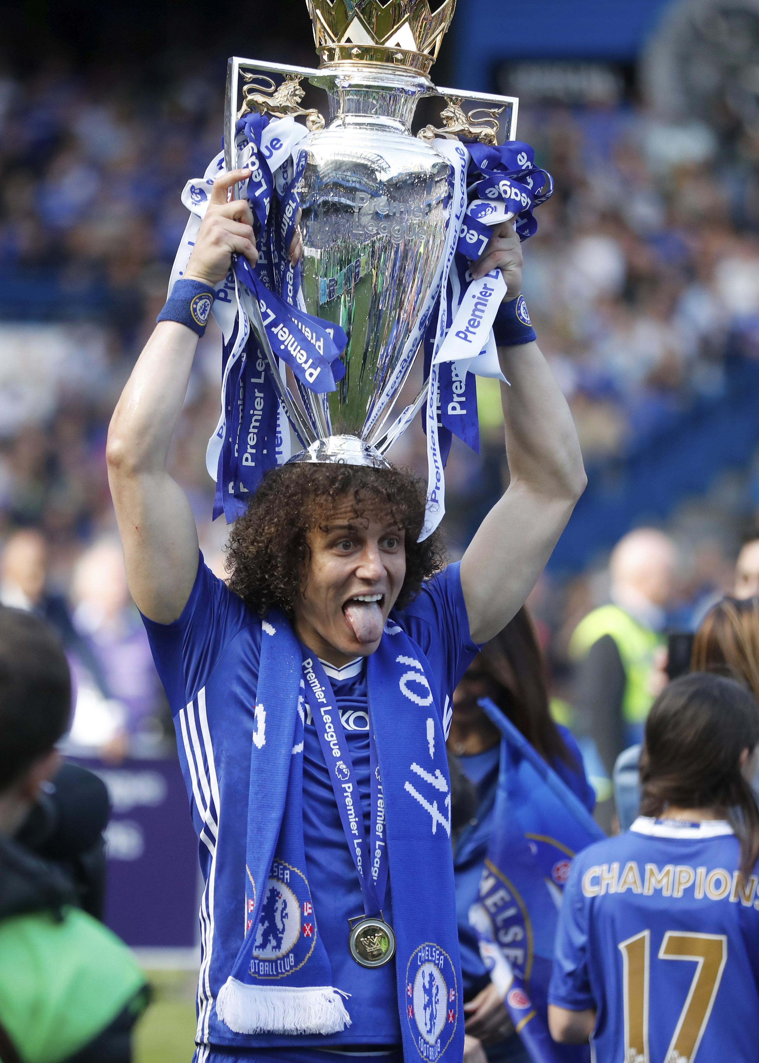 David Luiz In Talks With Real Madrid Over January Move SPORTbible