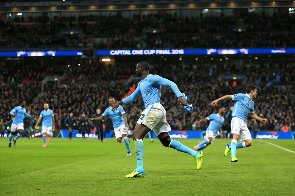 Toure admits it is the 'right time' to leave Man City