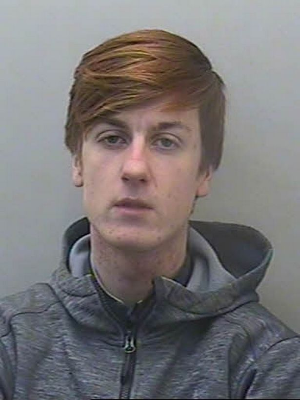 Callum Foran, 19, was sent down for four years and 10 months for conspiracy to supply crack and heroin. Image: Devon and Cornwall Police