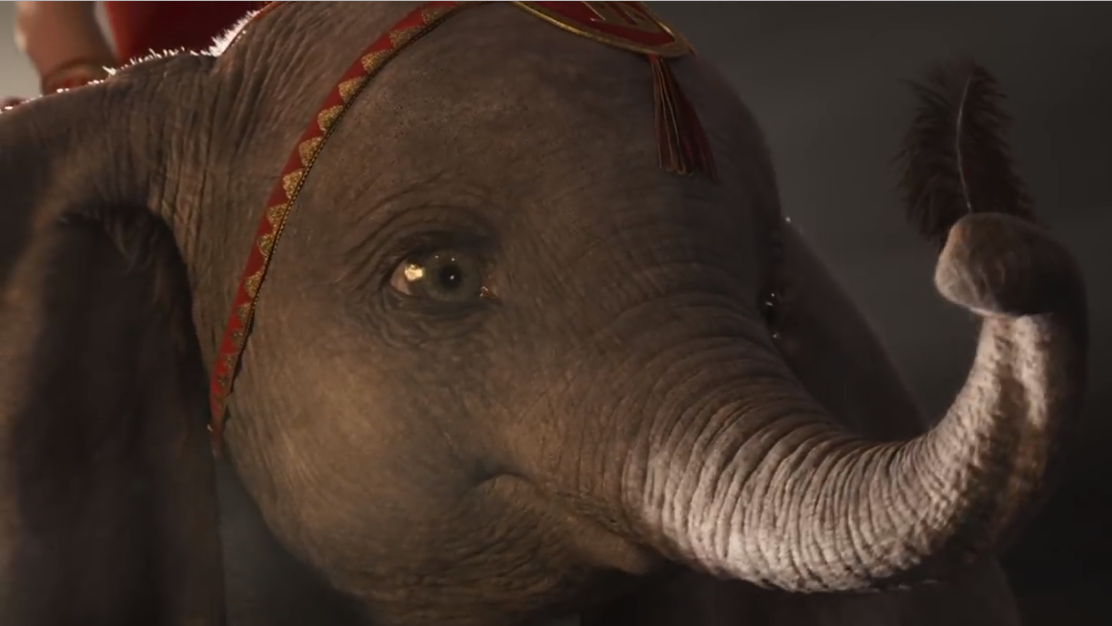 Disney Just Dropped A Brand New Trailer For The Live-Action 'Dumbo'
