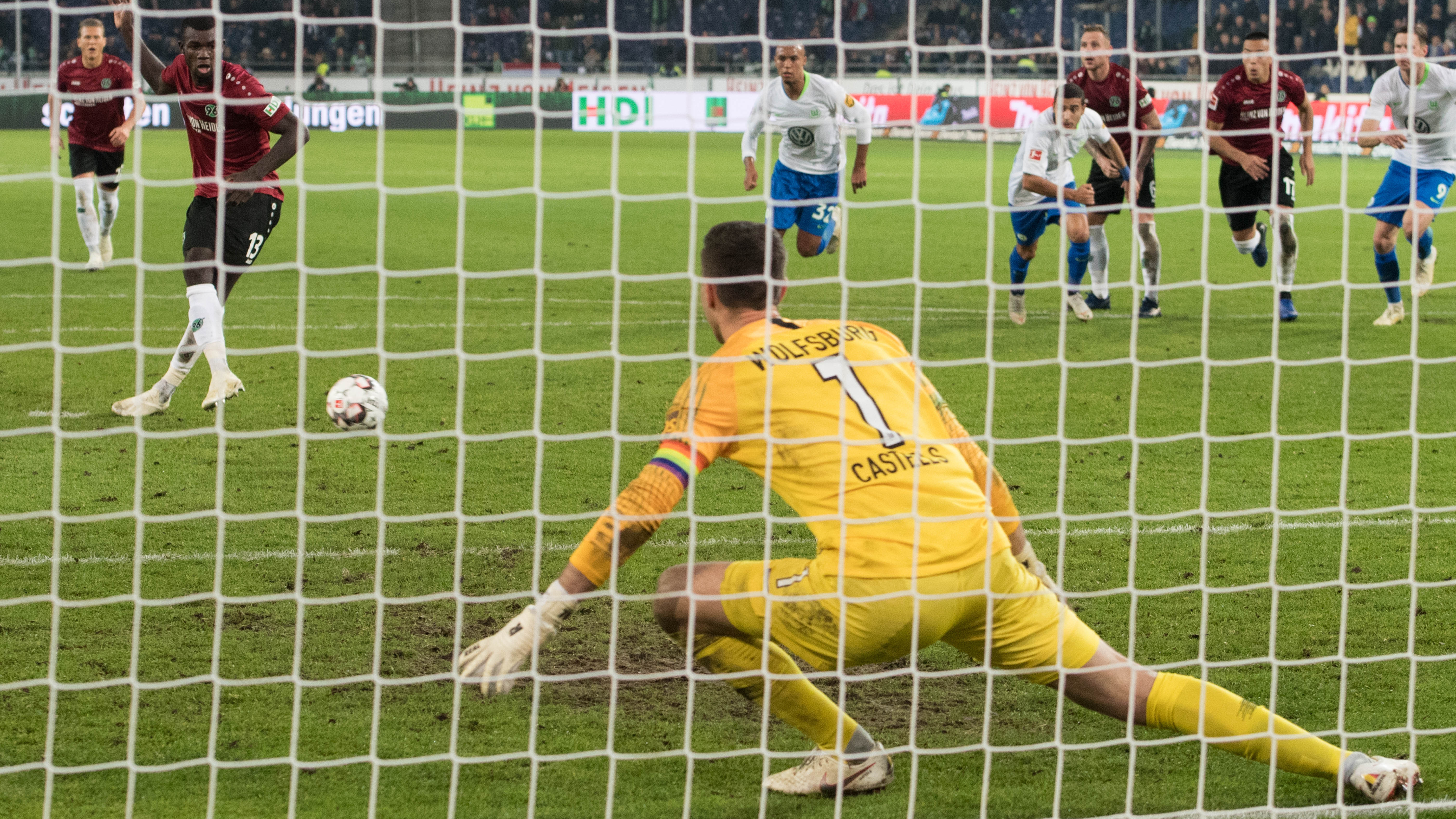 Changes To Football Rules Would Benefit Goalkeepers At Penalties