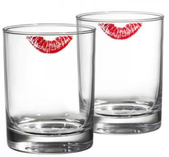 Omedelbar Lipstick Glasses Credit: IKEA