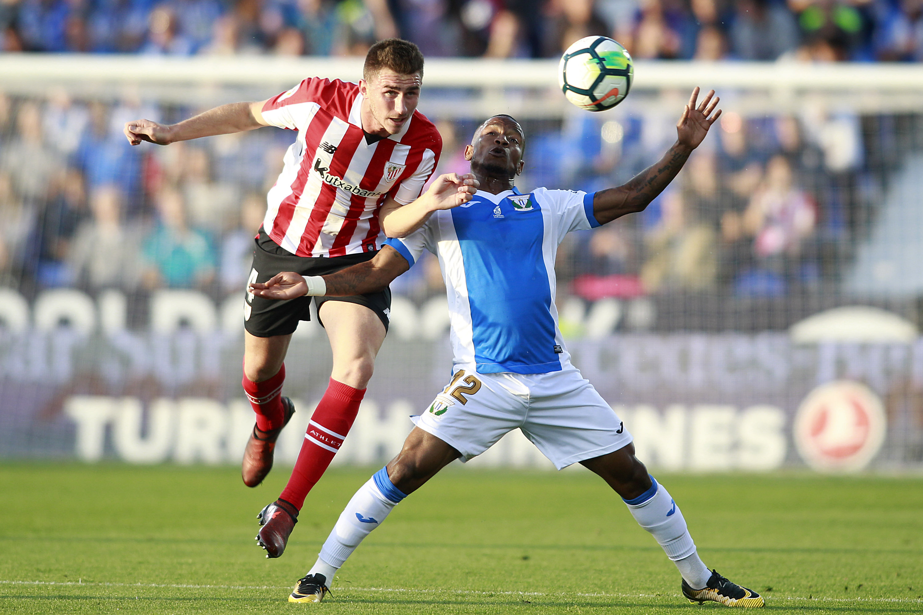 Man City in talks to sign Aymeric Laporte from Athletic Bilbao