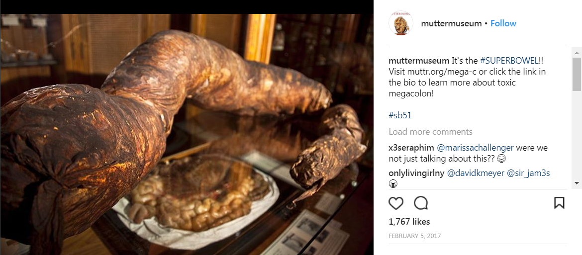 Credit: The Mütter Museum of The College of Physicians of Philadelphia