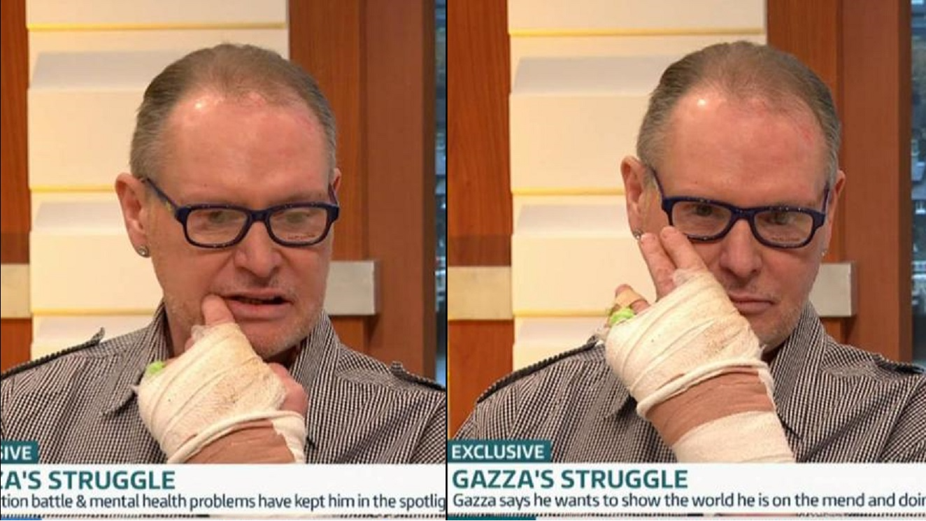 Former Footballer Paul Gascoigne Opens Up About The Worst Year Of His Life