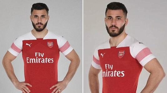 89fc88a0e Arsenal Unveil New Kit