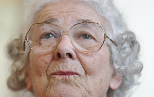 Judith Kerr was named as the 'Illustrator of the Year' at the British Book Awards 2019 just last week. Credit: PA