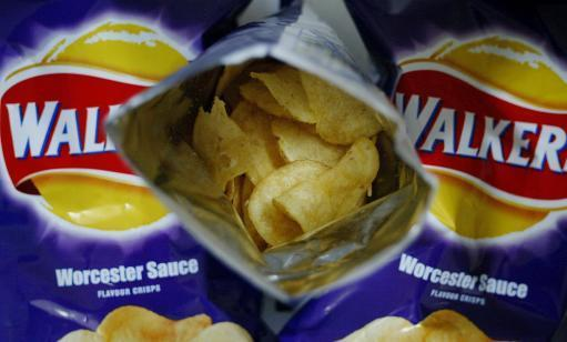 Not feeling chipper: Royal Mail asks people to stop posting crisp packets